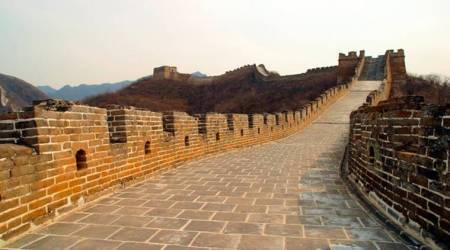 Renovation of China's Great Wall begins with crowdfunding