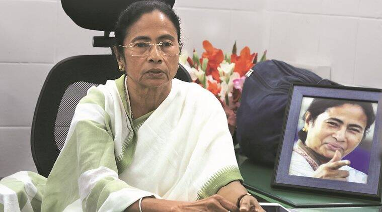 Mamata removes three ministers from cabinet