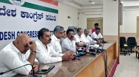 Congress releases audio clip, says Reddy offered '100 times wealth' to its MLA
