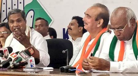Karnataka floor test: Ghulam Nabi Azad accuses Centre of 'abducting' Congress MLA Anand Singh