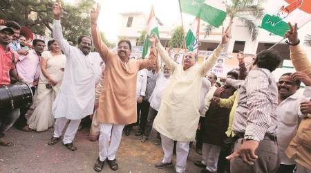 Karnataka development a morale booster, we gave befitting reply to BJP: Congress