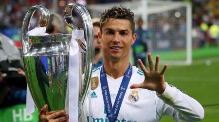 Cristiano Ronaldo drops hint he may leave Real Madrid after Champions League final triumph