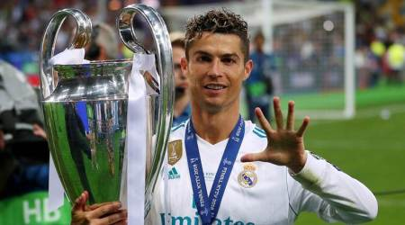 Cristiano Ronaldo becomes first player to win five Champion League titles