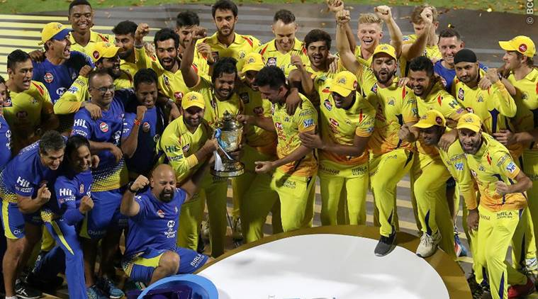 IPL 2018, Chennai Super Kings