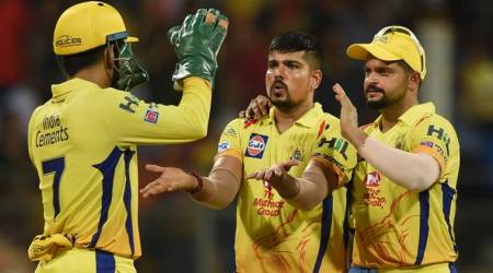 IPL 2018 Final Live Score CSK vs SRH Live Cricket Score: CSK lose Faf Du Plessis against SRH