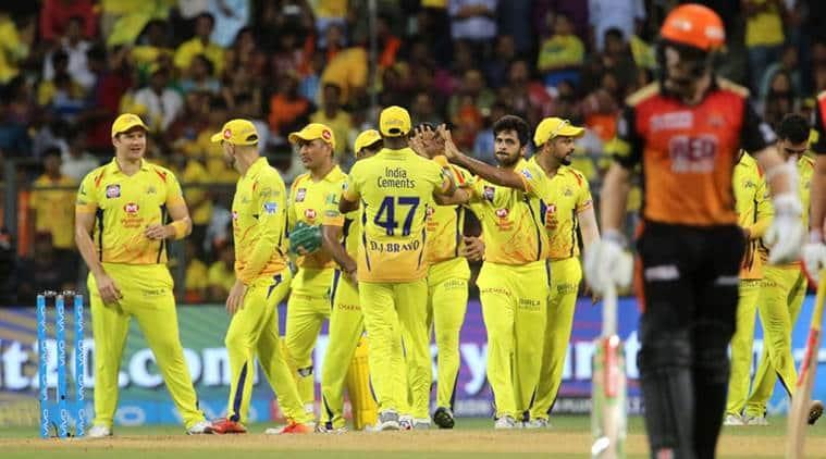 IPL 2018, Indian Premier League, CSK vs SRH, Sunrisers Hyderabad Chennai Super Kings, sports news, IPL news, Indian Express