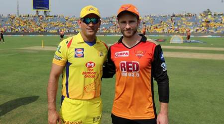IPL 2018 Live Score SRH vs CSK Qualifier 1 Live Streaming: CSK rock SRH with early wickets
