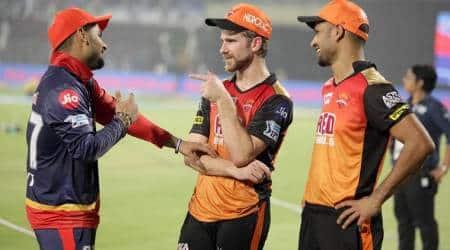 IPL 2018: Shikhar Dhawan, Kane Williamson take Sunrisers Hyderabad to playsoffs after Rishabh Pant's specialknock