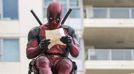 Deadpool 2 box office day 3: The Ryan Reynolds starrer earns Rs 33.40 cr on openingweekend