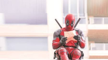 Deadpool 2 Hindi dubbed