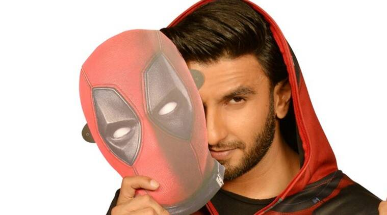 ranveer singh giving voice to ryan reynolds character in deadpool 2