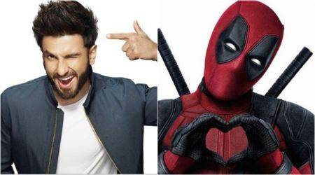 ranveer singh to voice deadpool 2 hindi