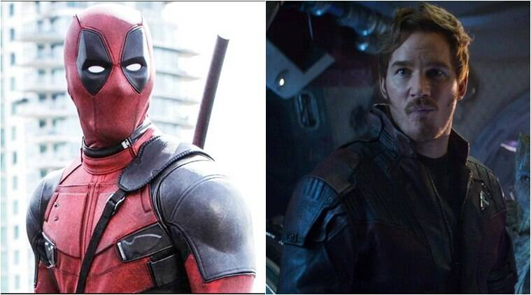 ryan reynolds and james gunn deadpool and guardians of the galaxy crossover