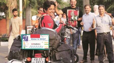 If I can do this, anybody can, says Bengaluru biker