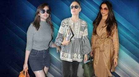 Deepika Padukone, Kareena Kapoor Khan, Parineeti Chopra show us how to keep the style quotient strong in comfort wear