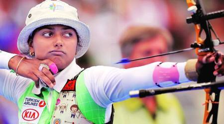 Deepika Kumari puts gold medal above silver screen