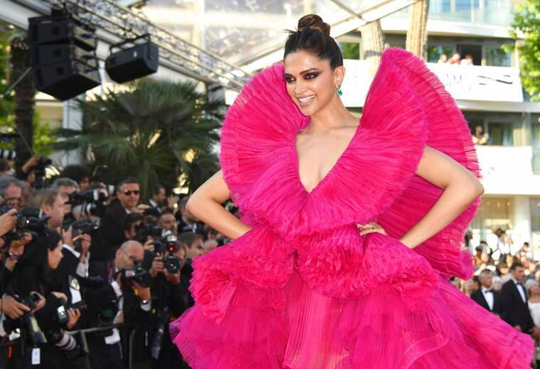 Deepika Padukone cannes 2018 photos