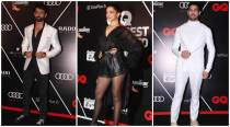 Deepika Padukone, Hrithik Roshan, Sidharth Malhotra attend the GQ Best Dressed 2018 event