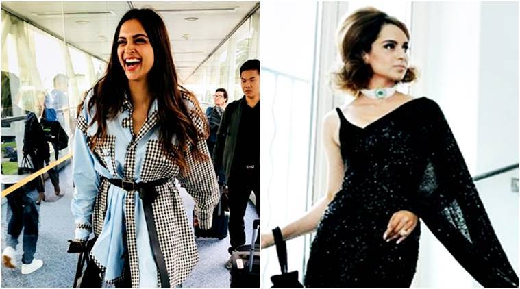 Kangana Ranaut appears like a trophy at Cannes. See Pics