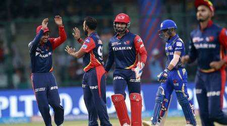 IPL 2018, DD vs MI highlights: Mumbai Indians all out for 163, lose by 11 runs