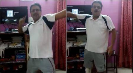 WATCH: Differently-abled doctor dances to Ranveer Singh's Malhari in Zumba video