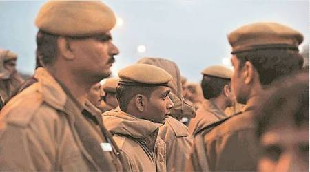 Finance Ministry says no to revising salary of Delhi Police