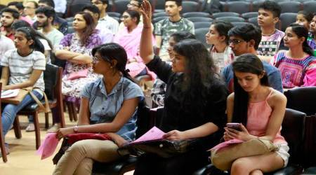First 'Open Day' at Delhi University draws hundreds
