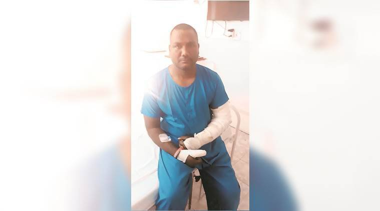 Irshad Khan (45) has been in hospital since May 10.