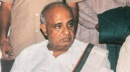 Karnataka Elections 2018 — Deve Gowda interview: 'Hung verdict not an issue now… if it arises, party will decide'