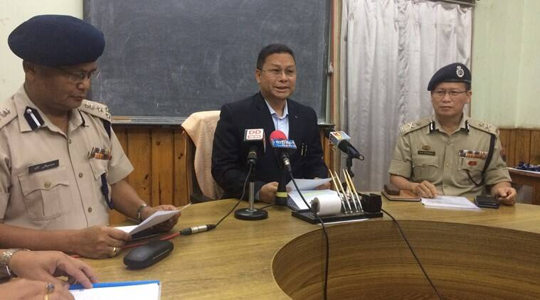 Imphal: Six militants arrested in connection with May 9 IED blast