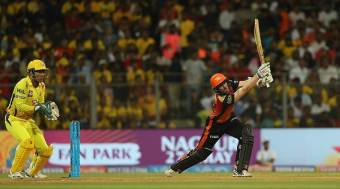 IPL 2018, CSK vs SRH: MS Dhoni sets stumping record in final