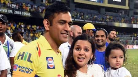 IPL 2018: MS Dhoni reveals Ziva's wish after CSK's titletriumph