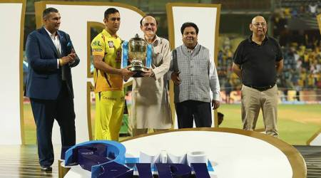 IPL 2018: MS Dhoni adds further silverware to trophy cabinet