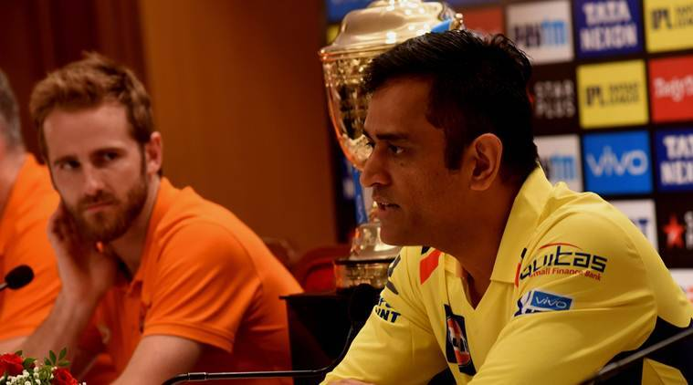 IPL Final will pit CSK against SRH in Mumbai