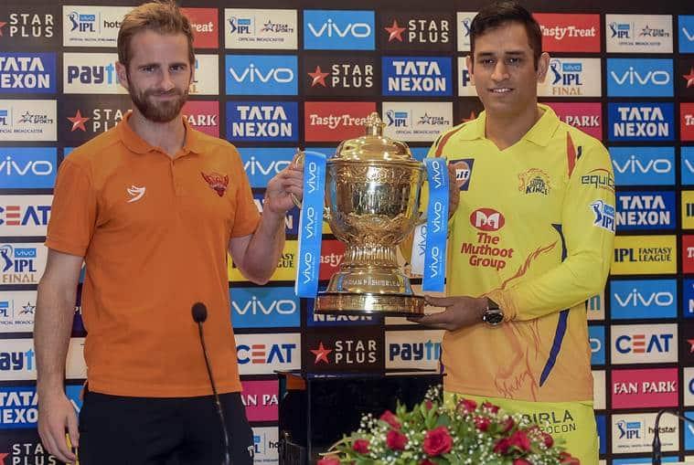 IPL 2018 Final Live Score, CSK vs SRH Live Score