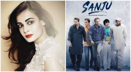 Dia Mirza on working in Sanju: I was terrified to be in front of the camera after two years