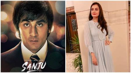 Dia Mirza: We are very excited for Sanju, can't wait for the promotional campaign tounveil