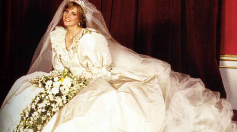 Meghan Markle wedding dress, Kate Middleton wedding dress, most beautiful wedding dresses, royal wedding dresses, beautiful royal wedding dresses, princess Diana wedding dress, Grace kelly wedding dress, indan express, indian express news