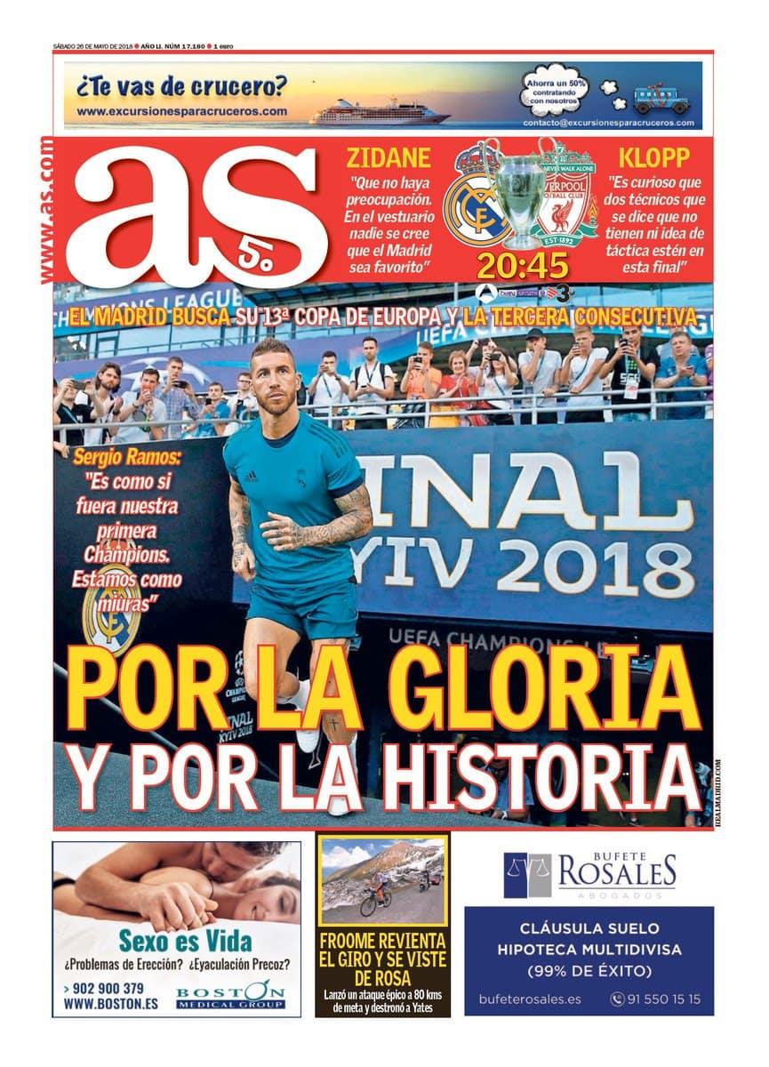 Diario AS cover