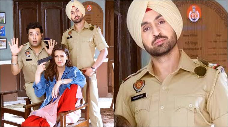 diljit dosanjh, kriti sanon to share screen space in Arjun Patiala