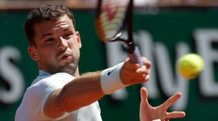 French Open 2018: Grigor Dimitrov ends Egyptian lucky loser Mohamed Safwat's unexpected Paris odyssey