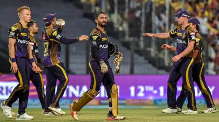 IPL 2018 Live Score Eliminator KKR vs RR Live Cricket Streaming: KKR Lose Chris Lynn Against RR