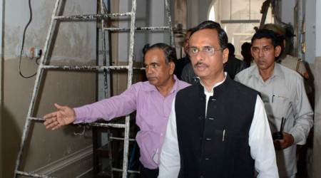 UP Deputy CM says Sita a test tube baby, BJP asks him to show restraint