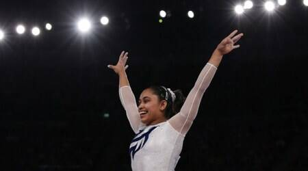 Asian Games: Dipa Karmakar still not 100 percent, need to fight fear factor, says coach Bisweshwar Nandi