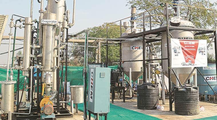 How distillery waste can become fertiliser