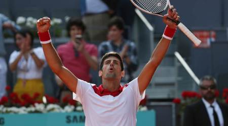 Novak Djokovic defeats Kei Nishikori in first round of Madrid Open