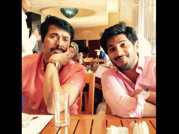 Dulquer Salmaan father