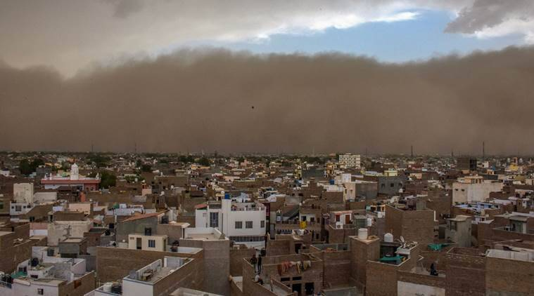 Rajasthan: 15 killed, several injured as dust storm, thunder showers wreck havoc