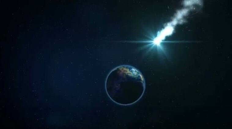 A giant asteroid almost struck Earth and we had no idea it was coming