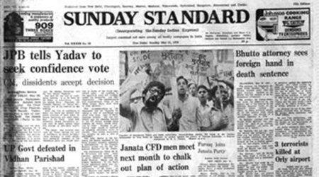 May 21, 1978, Forty Years Ago: CFD MPs'disquiet